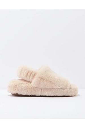 American Eagle Outfitters O Cozy Slipper Women's L