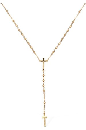 Dsquared2 Cross Long Necklace