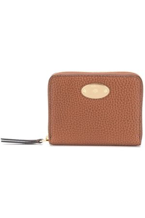 MULBERRY Small logo plaque wallet