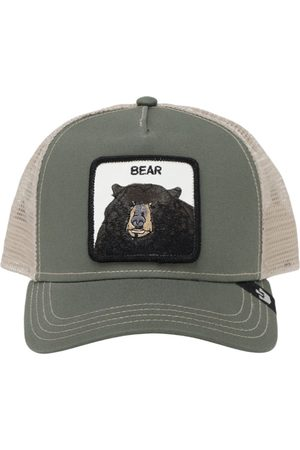 Goorin Bros. Drew Bear Patch Trucker Hat