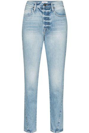Frame Le Original straight-leg jeans