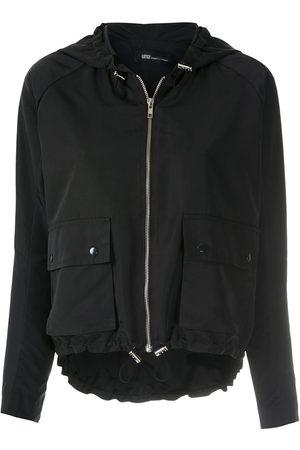 Uma Raquel Davidowicz Atlanta hooded zipped jacket