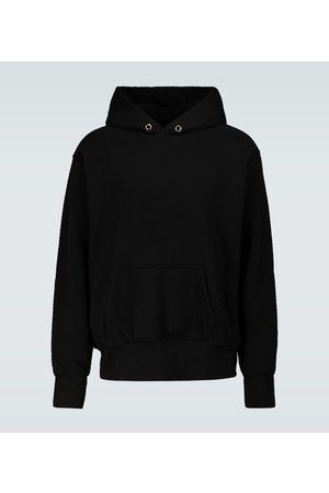 Les Tien Cotton hooded sweatshirt