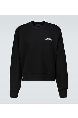 AMIRI Cotton crewneck sweatshirt