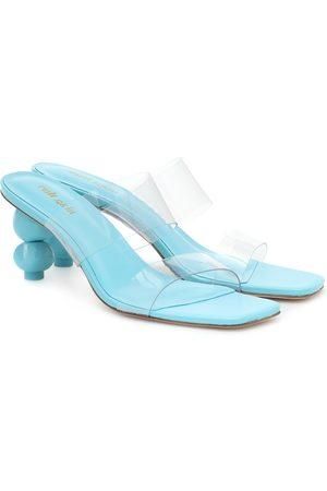 Cult Gaia Suri PVC sandals