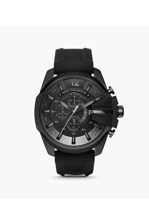 Diesel Men's Chief Series Chronograph Silicone Watch