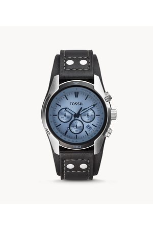 Fossil Men's Coachman Chronograph Leather Watch