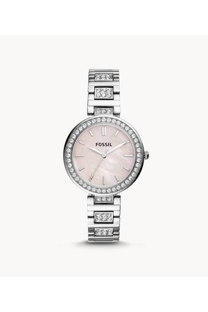 Fossil Women's Karli Three-Hand Stainless Steel Watch