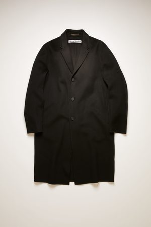 Acne Studios FN-MN-OUTW000547 Double-faced wool coat