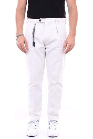 MICHAEL COAL Chino Men Cream
