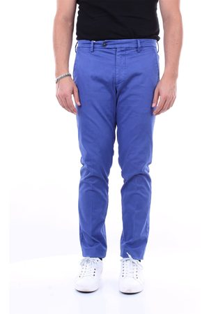MICHAEL COAL Chino Men Bluette