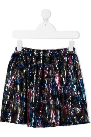 Emilio Pucci Sequin embellished mini skirt