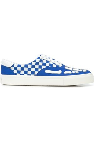 AMIRI Checkered Skel-Toe sneakers
