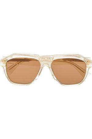 Bottega Veneta Men Sunglasses - BV1034S geometric sunglasses