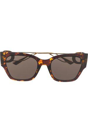Dior 30Montaigne tortoiseshell sunglasses