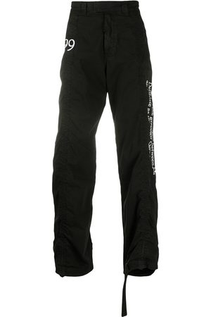 OFF-WHITE 1999 straight-leg cargo trousers