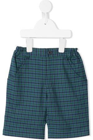Familiar Checked trousers - Multicolour