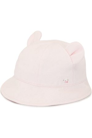 Familiar Teddy bear bonnet hat