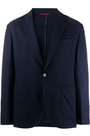 Brunello Cucinelli Long sleeve cashmere blazer