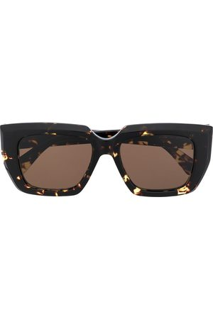 Bottega Veneta BV1030S square frame sunglasses
