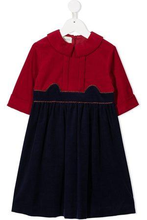 Gucci Two-tone midi dress