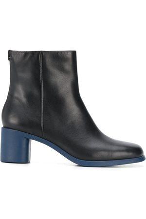 Camper Meda zip-up ankle boots