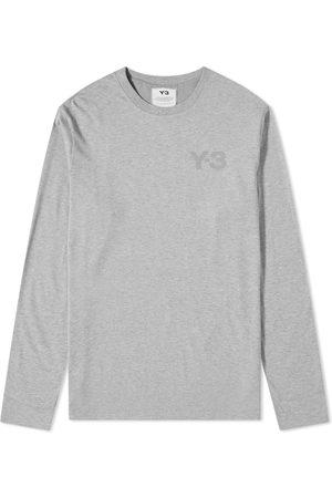 Y-3 Long Sleeve Classic Chest Logo Tee