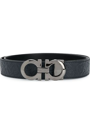 Salvatore Ferragamo Reversible Gancini buckle belt