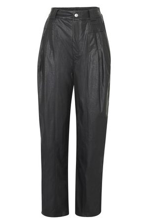 KOCHÉ Women Leather Pants - Eco leather pants