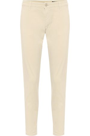 AG Jeans Caden stretch-cotton cropped pants