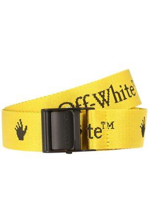 OFF-WHITE Industrial New Logo mini belt