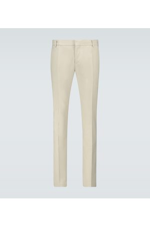 Balmain Exclusive to Mytheresa - slim-fit cotton pants