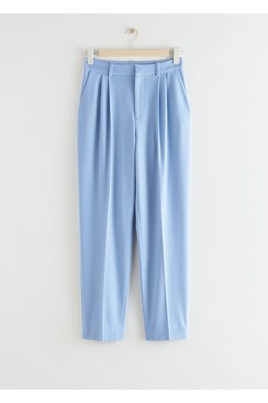 & OTHER STORIES Duo Pleat Tailored Trousers