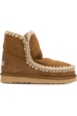 Mou Women Ankle Boots - Eskimo ankle boots