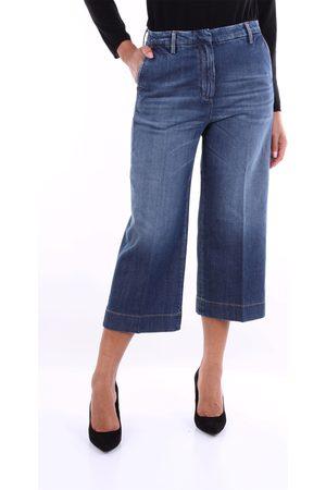 BARBA Cropped Women jeans
