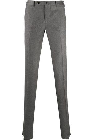 PT01 Men Formal Pants - Slim-fit tailored trousers - Grey