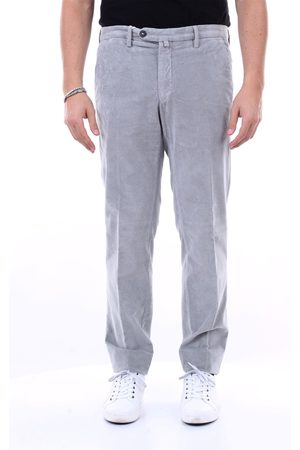 MICHAEL COAL Chino Men Light grey
