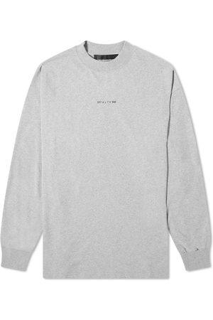 1017 ALYX 9SM Men Long Sleeve - Long Sleeve Visual Tee