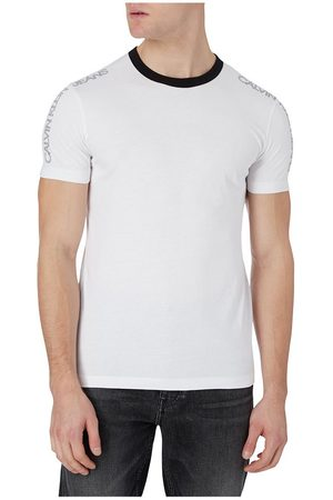 Calvin Klein Outline Logo Shoulder