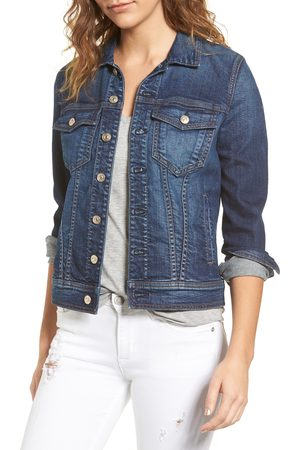 7 for all Mankind Women's 7 For All Mankind Classic Denim Jacket