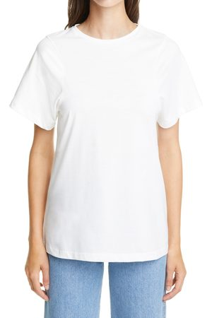 Totême Women's Espera Organic Cotton T-Shirt