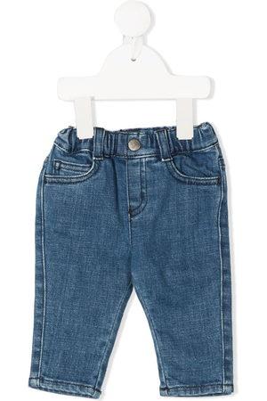 Emporio Armani Slim - Mid-rise slim jeans