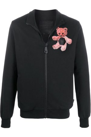 Philipp Plein Teddy Bear jogging jacket