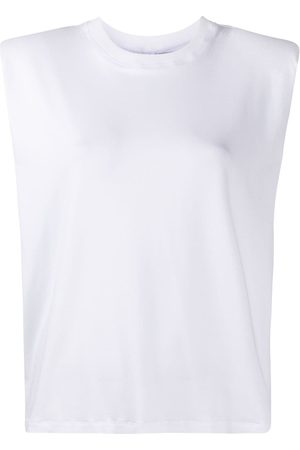 Styland Sleeveless structured top