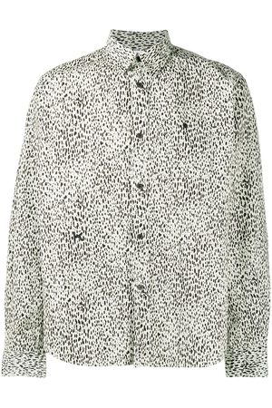 Kenzo Speckled print shirt
