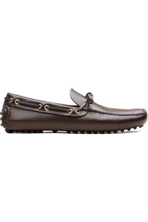 CAR SHOE Men Loafers - Tie detail loafers
