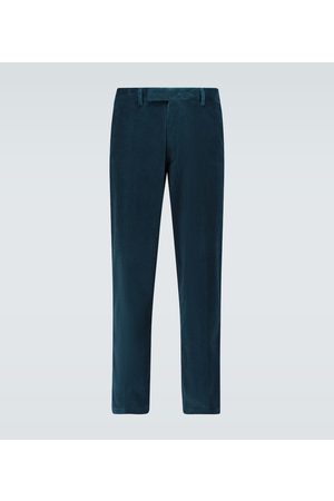 Etro Wide-leg corduroy pants