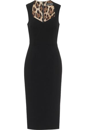 Dolce & Gabbana Wool midi dress