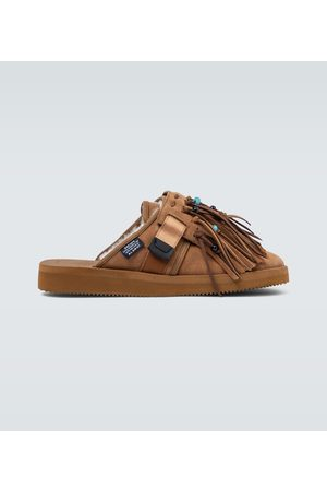 Alanui Suicoke slip-on shoes