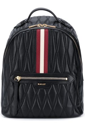 Bally Daffi quilted backpack